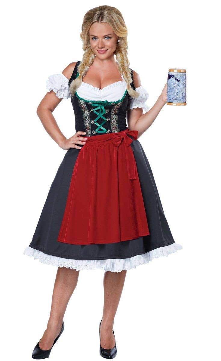 German Party Dress