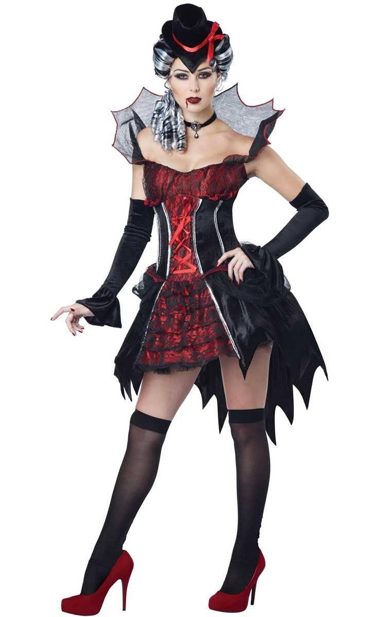 Victorian Temptress Sexy Women s Vampire Costume 24acfd6d7