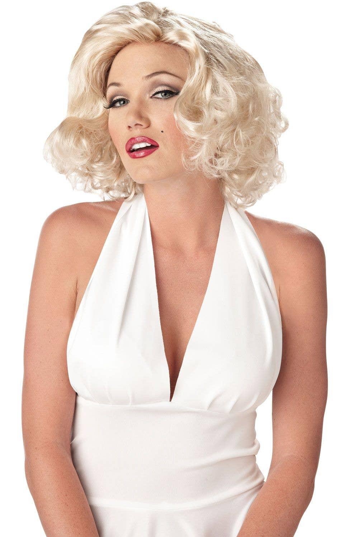 Sexy Women s Marilyn Monroe Wig Image 2 8a9ea6fe94