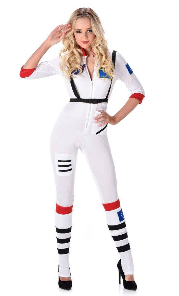 Sexy astronaut halloween costume