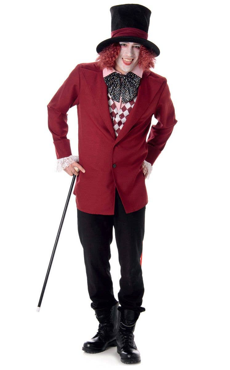 df33ae919f3 Willy Wonka Men s Fancy Dress Costume Main Image
