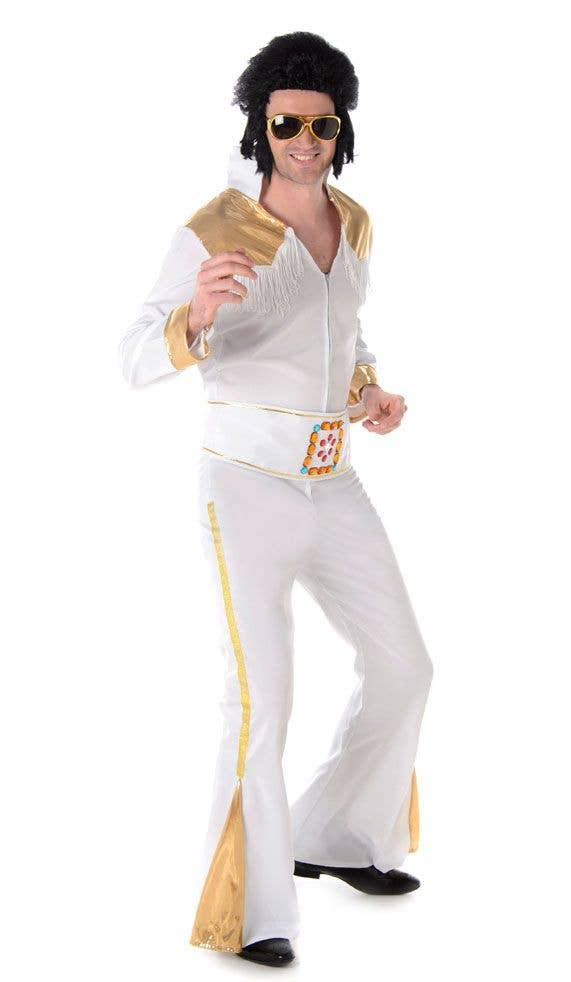 Elvis Presley Men s Fancy Dress Costume Main Image 077dd7f90365