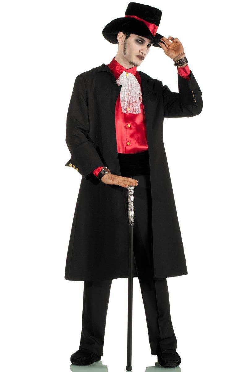 sconto più basso acquista per il meglio nuova versione The Ripper Men's Plus Size Halloween Costume