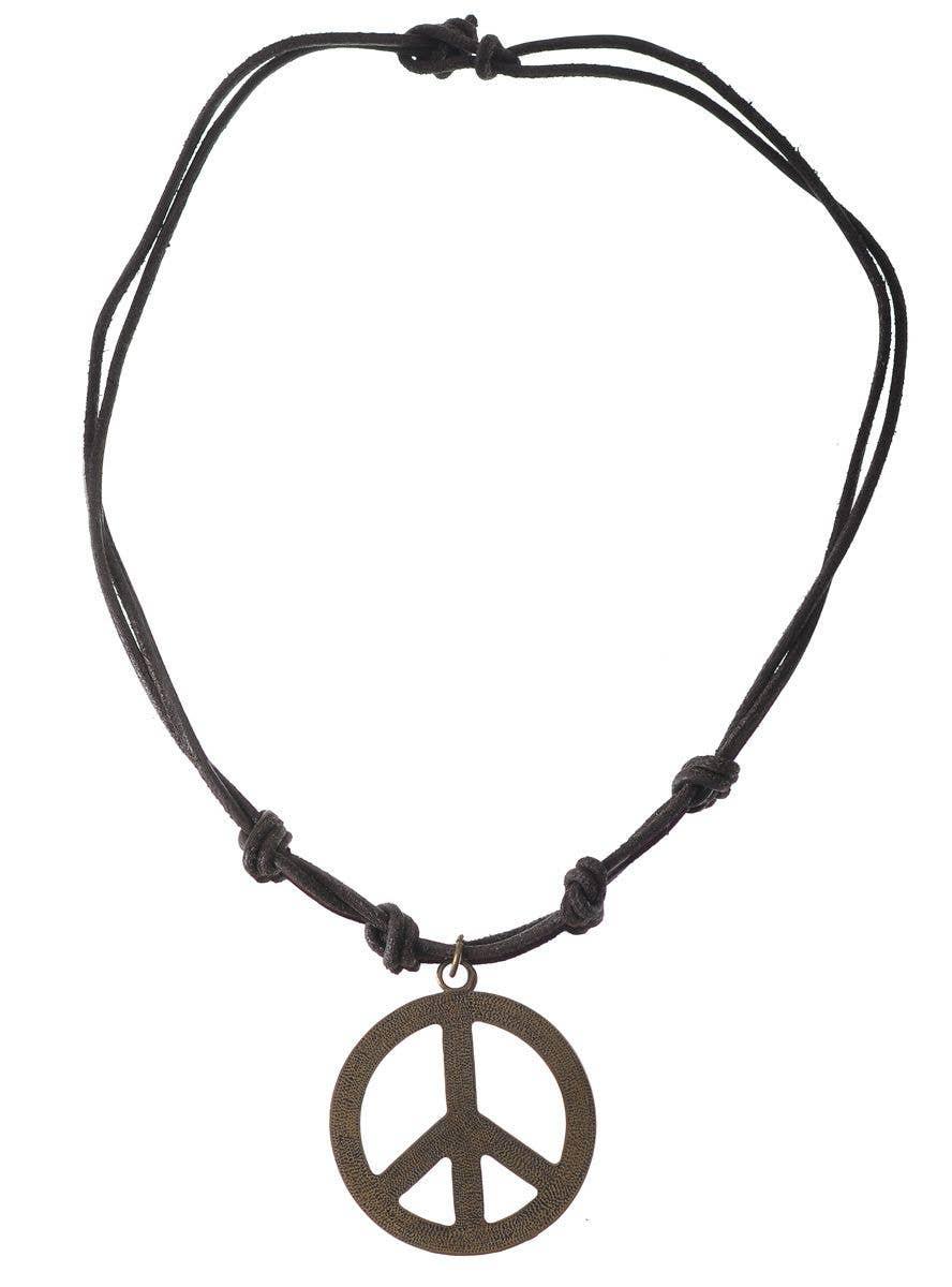 NEW RUFFCUT CLAM SHELL BLACK NECKLACE puka LADIES MENS womens jewelry new