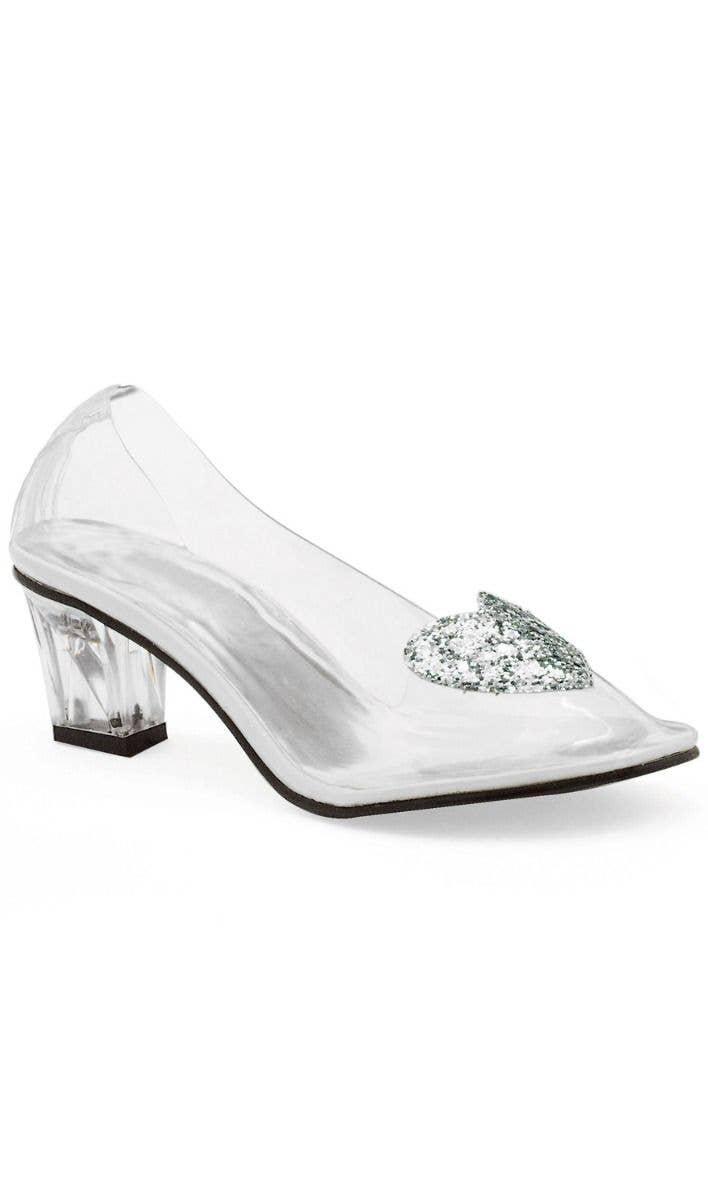 Clear Cinderella Fairytale Slipper Women s 2