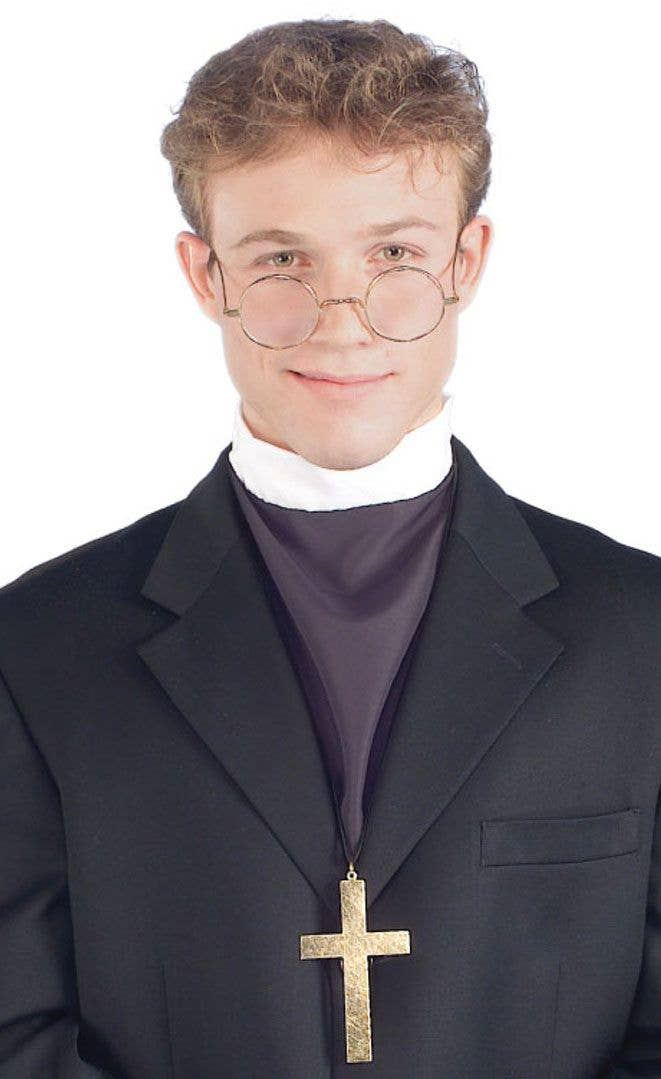 casual priest