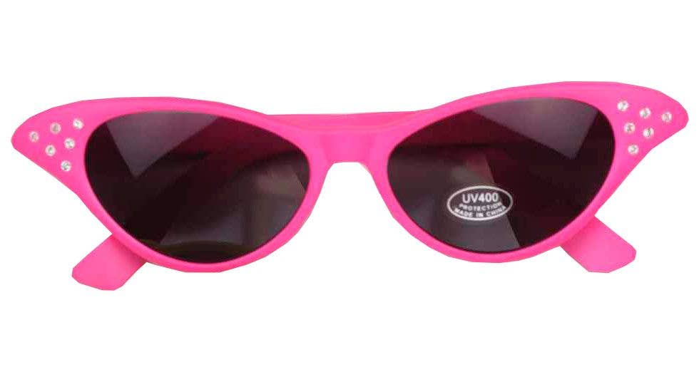 31e7f345ef More Views of Hot Pink 1950 s Sunglasses