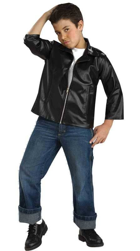 23146c894 50's Greaser Boys Costume Jacket