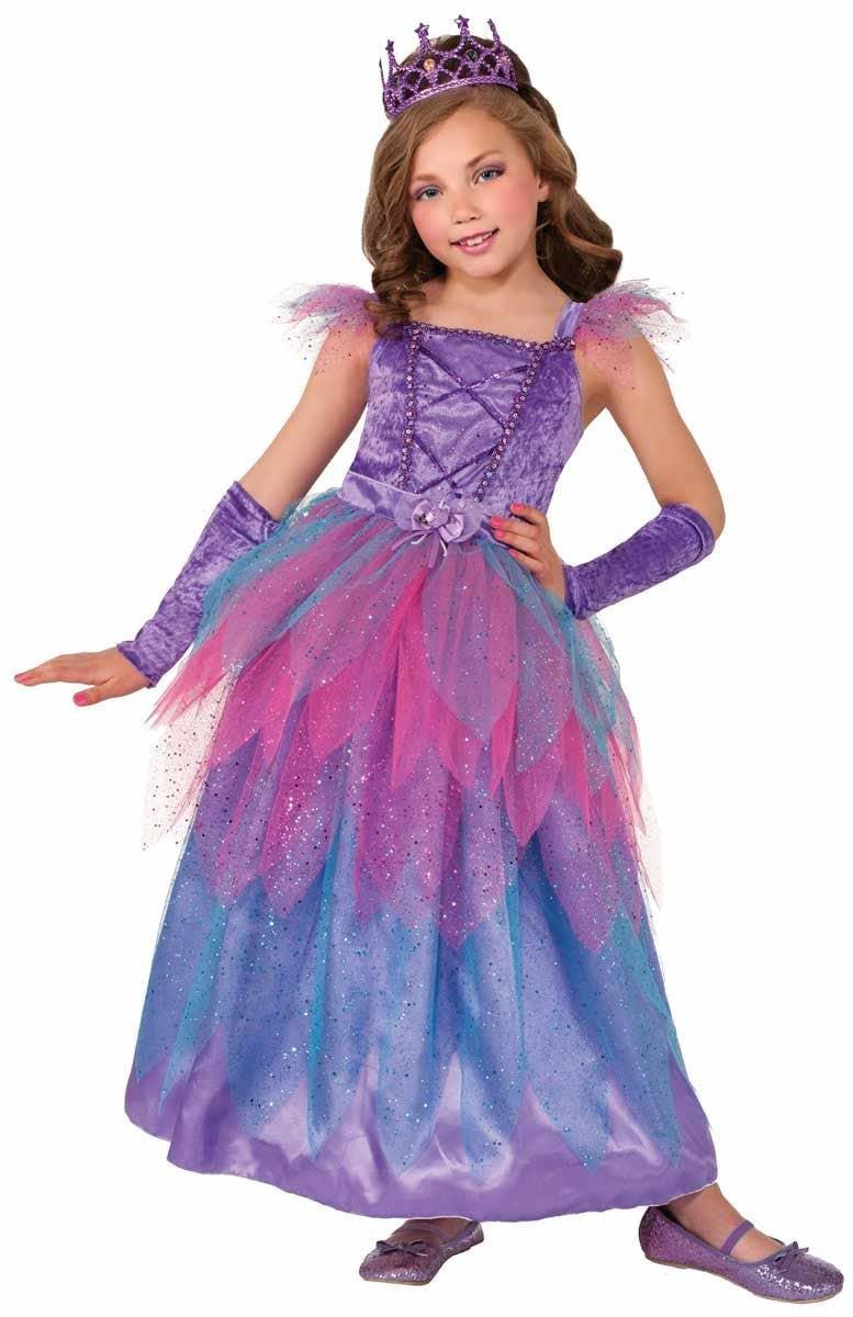 Fairy Princess Girls Costume Girls Fairy Fancy Dress Costume