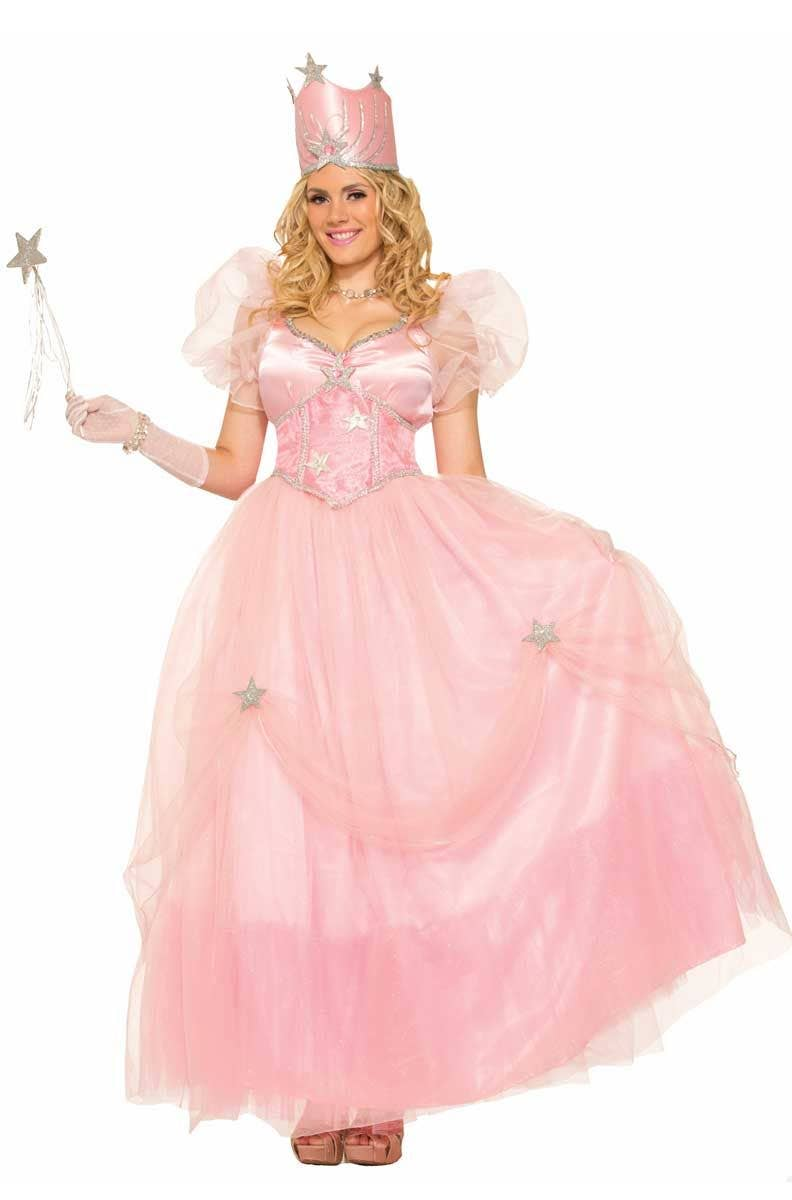 Good Witch Of The North Costume Fairytale Princess Fancy