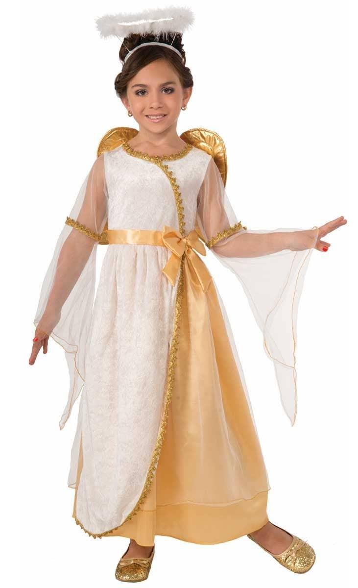 9657aec7f42e Golden Angel Girls Costume