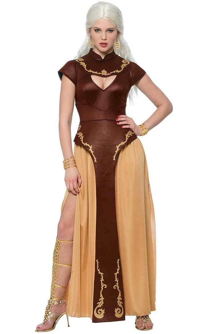 Dothraki Khaleesi Women's Costume | Women's Game of ...