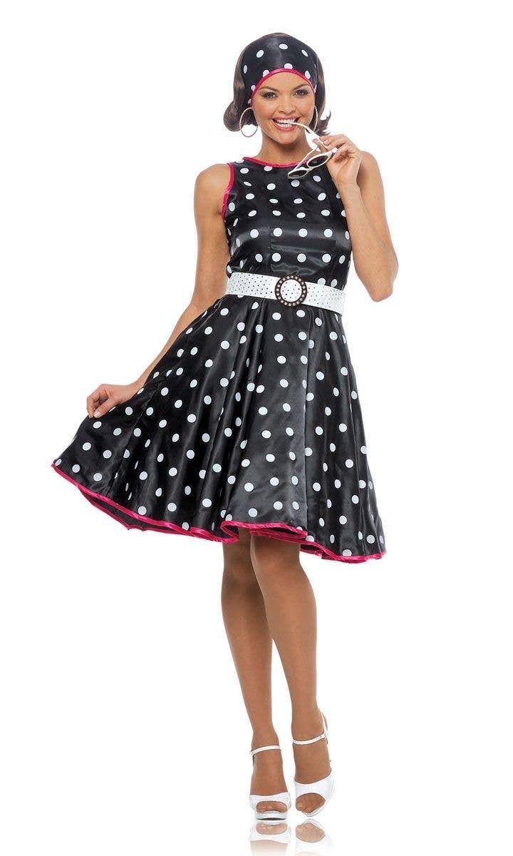c73cdced83a79 Women's 1950's Retro Costume | Plus Size 50's Rockabilly Costume