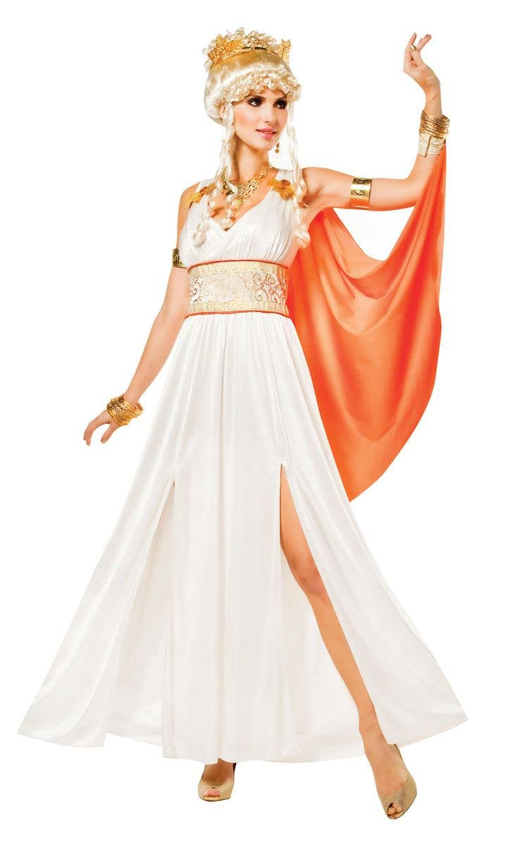 Sexy athena costume