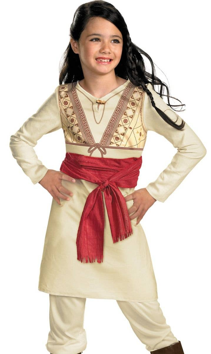 ... Prince of Persia Sands of Time Princess Tamina Girlu0027s Disney Costume Close Image  sc 1 st  Heaven Costumes & Princess Tamina Girlu0027s Costume | Disney Princess Girls Costume
