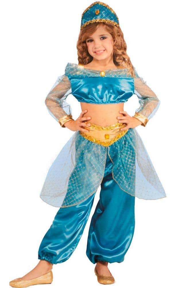15626c74c Genie Princess Girls Costume