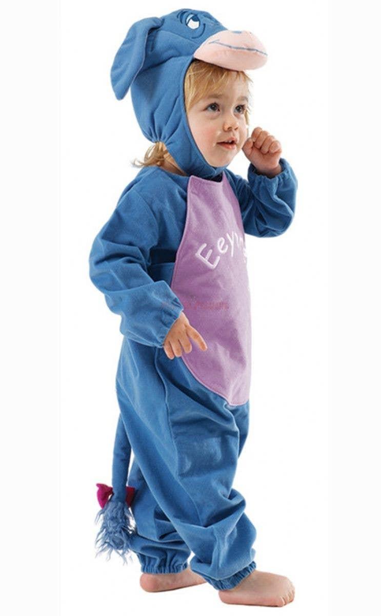 1666b075dad7 Toddler Winne The Pooh Eeyore Fancy Dress Costume