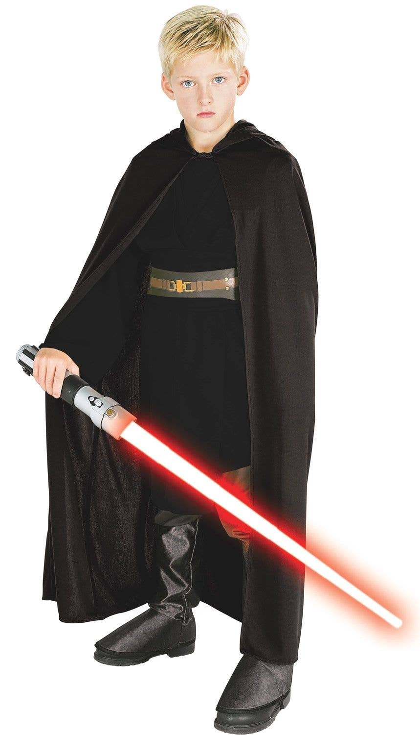 Boy s Star Wars Sith Robe Dark Side Costume Second Image a5f7744fb