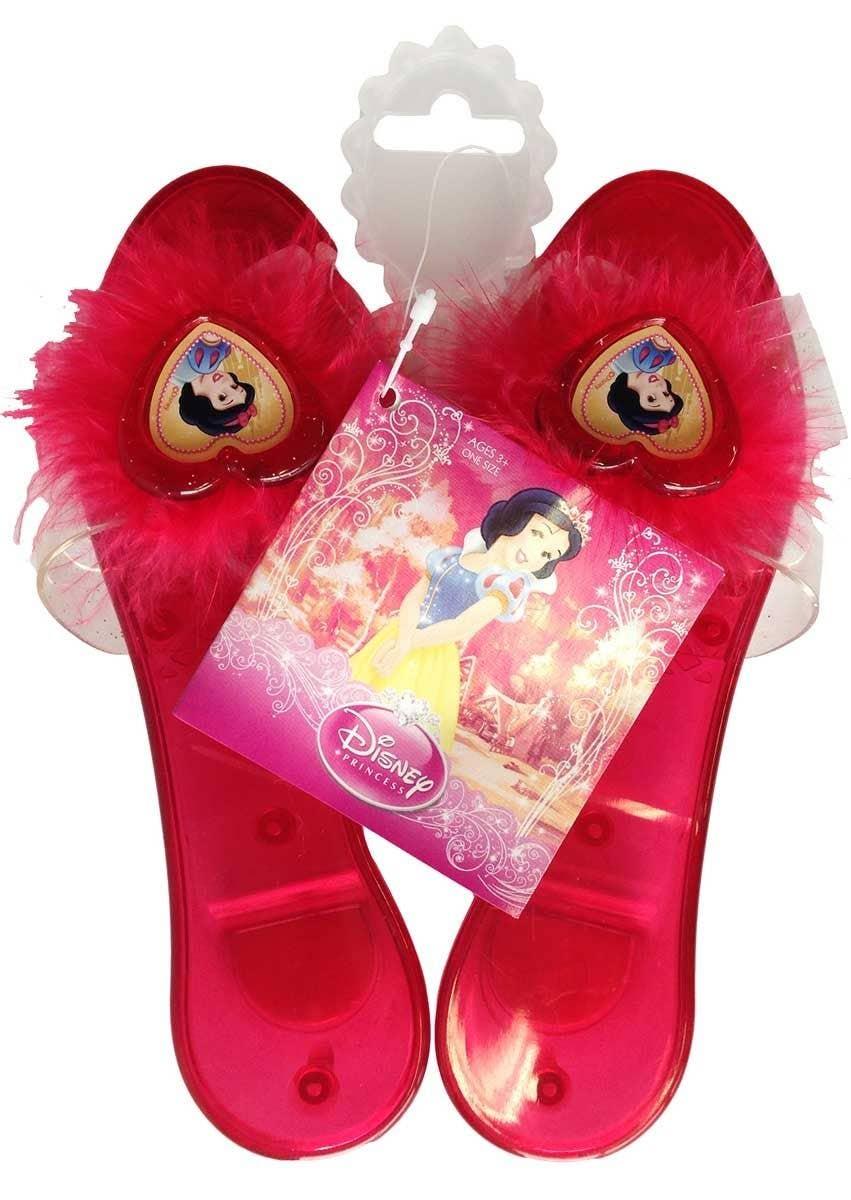 757d1379c97d4 Snow White Girls Disney Princess Red Costume Shoes