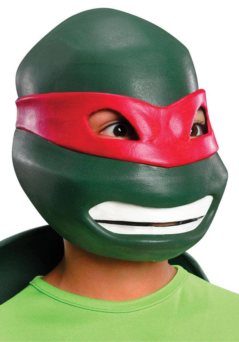 a737a9c1523 Teenage Mutant Ninja Turtles Kids Mask - Raphael