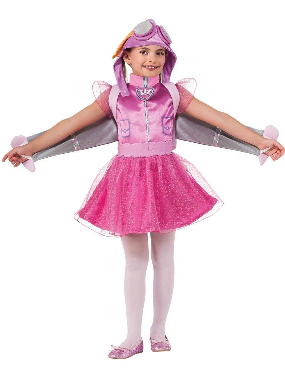 f8df006b Paw Patrol Skye Girls Costume   Dog Skye Kids Fancy Dress Costume