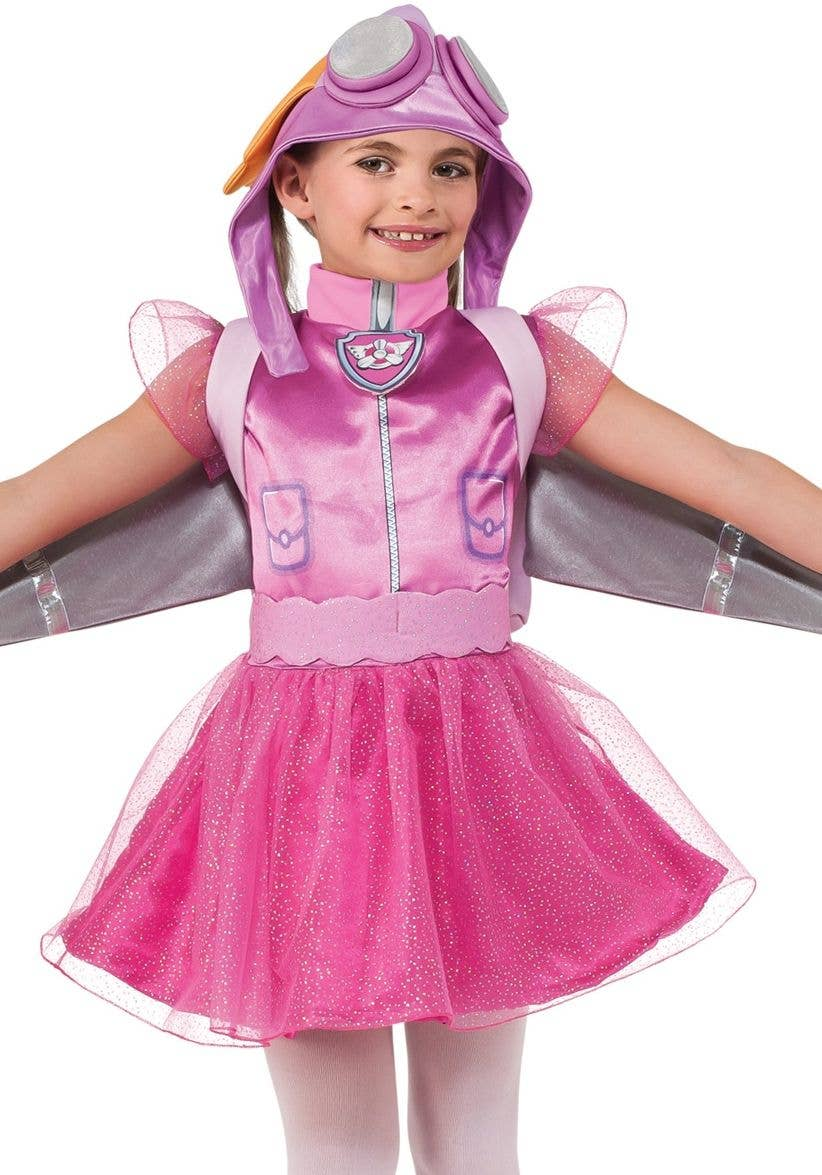 Rubies Toddler PAW Patrol Skye Girl/'s Child Costume610503