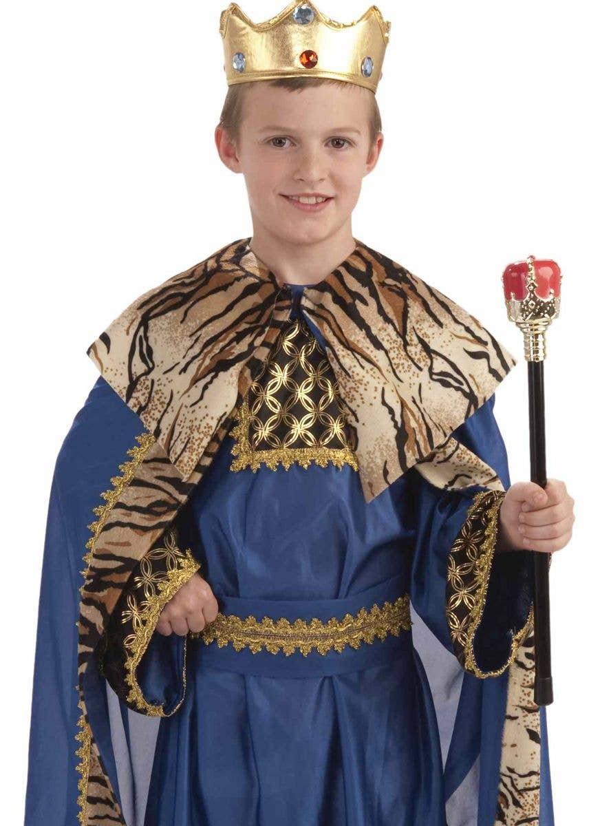 LARGE KIDS BOOK WEEK REGAL PRINCESS CHILDS FANCY DRESS COSTUME