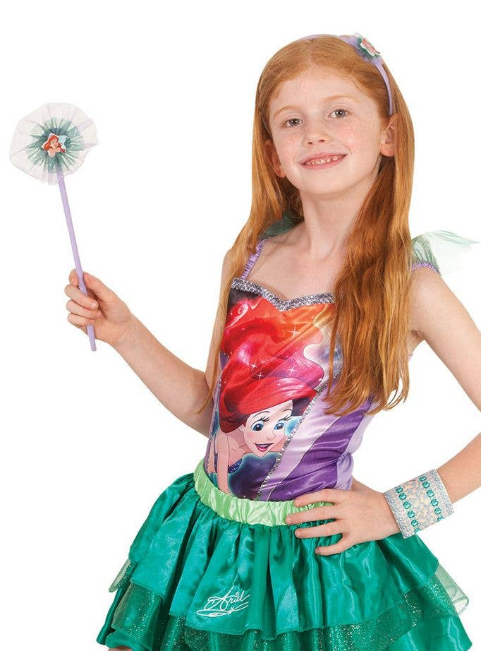 Girls Pretty Bloody Halloween Zombie Fairy Princess Sparkly Wand Fairy Tale Book Day Week Fancy Dress Up Party Costume Outfit Accessory 12 Styles to Choose from Bloody Star