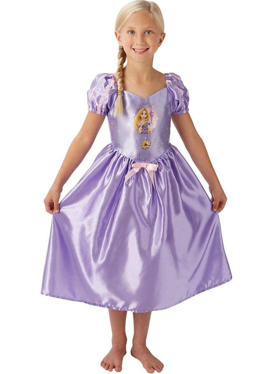 Rapunzel Girls Disney Princess Fairy Tale Costume   BOOK WEEK COSTUMES