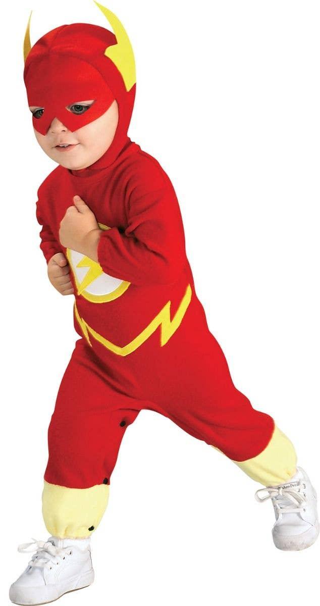 08f8223315cf The Flash Toddler Boys Costume
