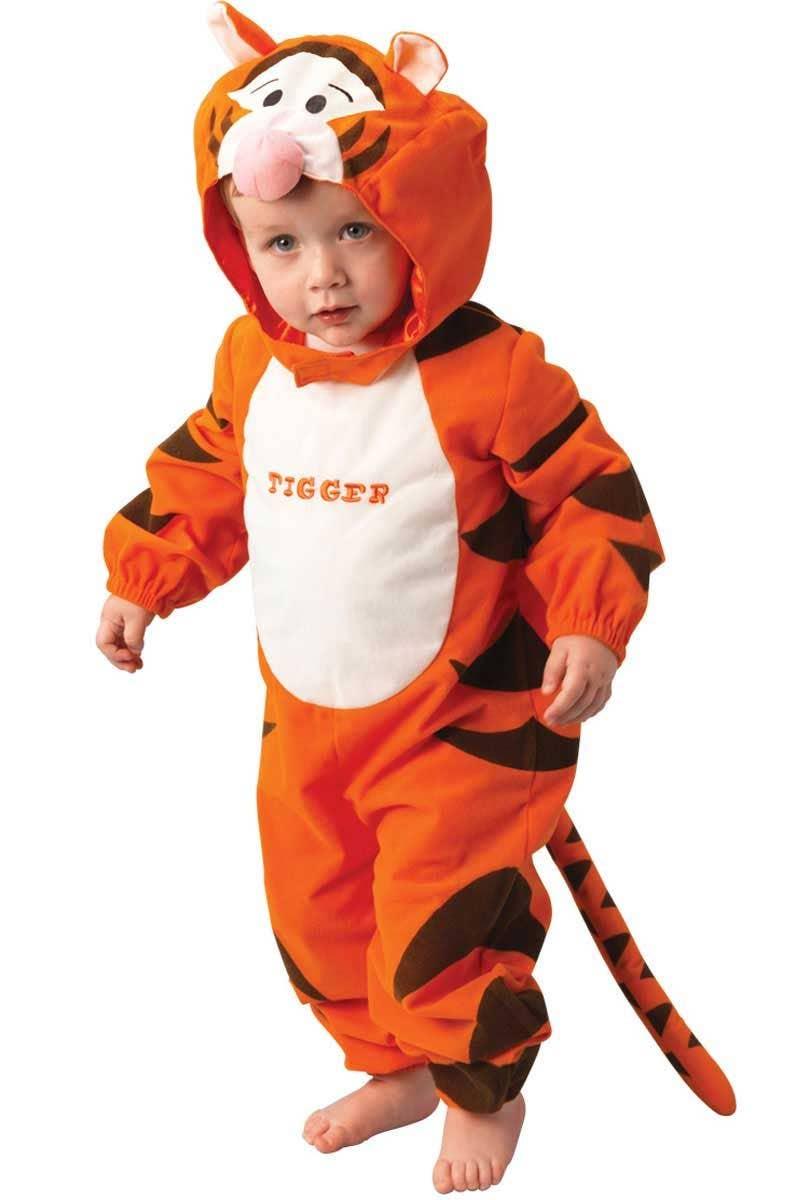 feb277906570 Tigger Little Boys Winnie The Pooh Costume