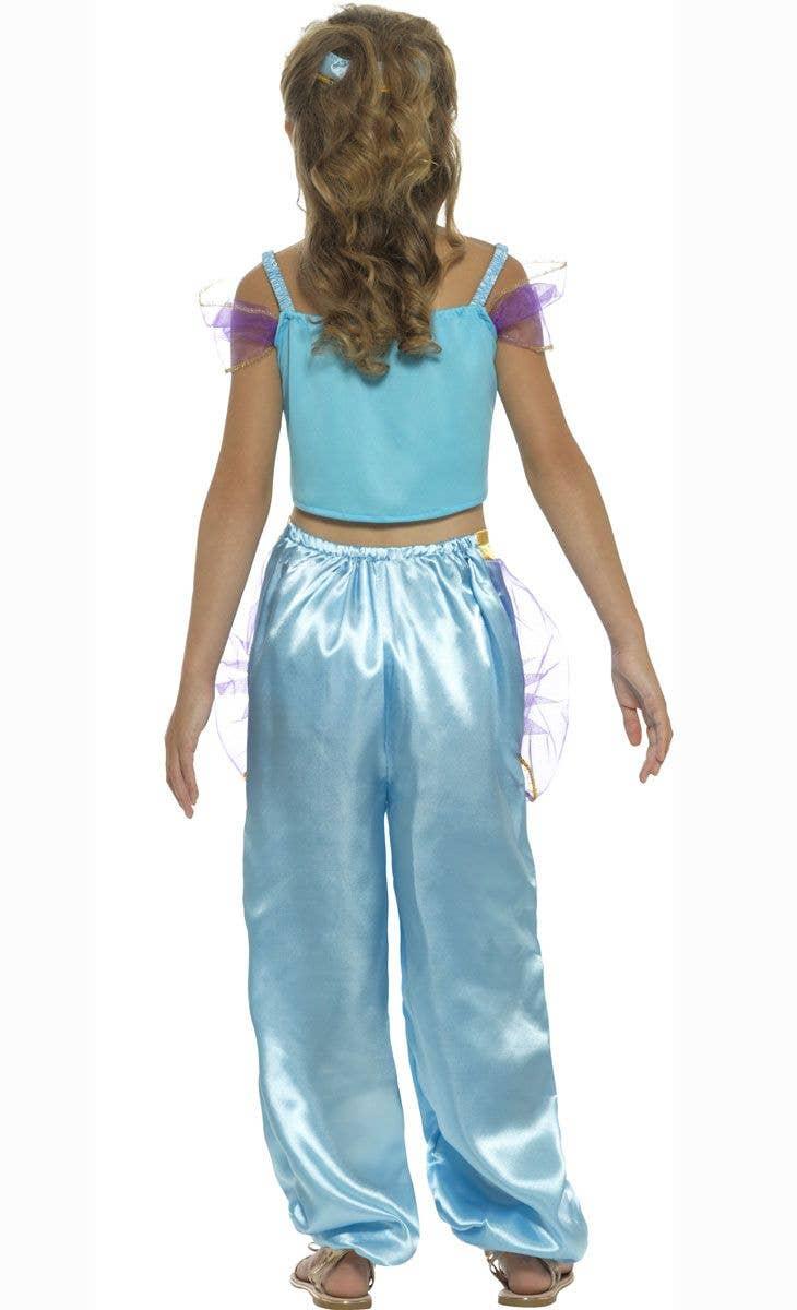 22222a2f30bb Girls Princess Jasmine Costume