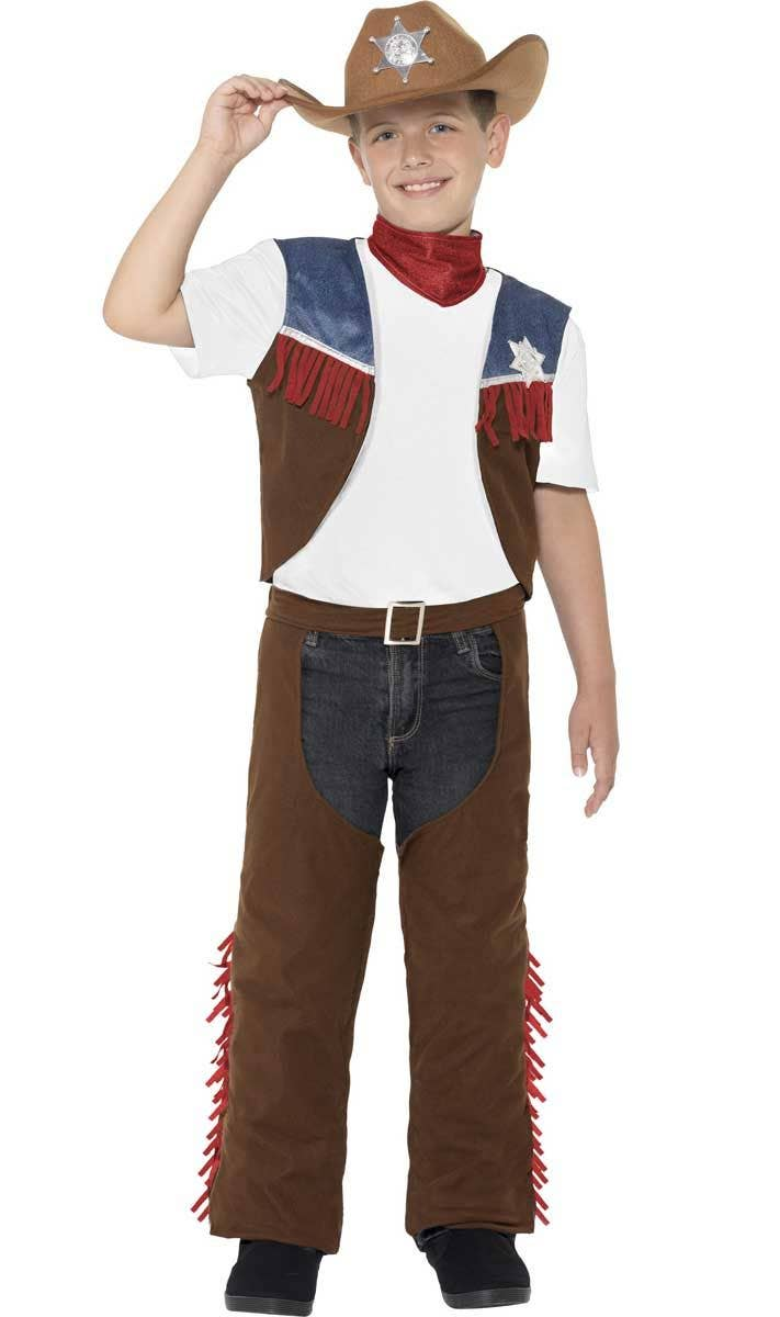 ea4075752 Texan Cowboy Kids Book Week Costume