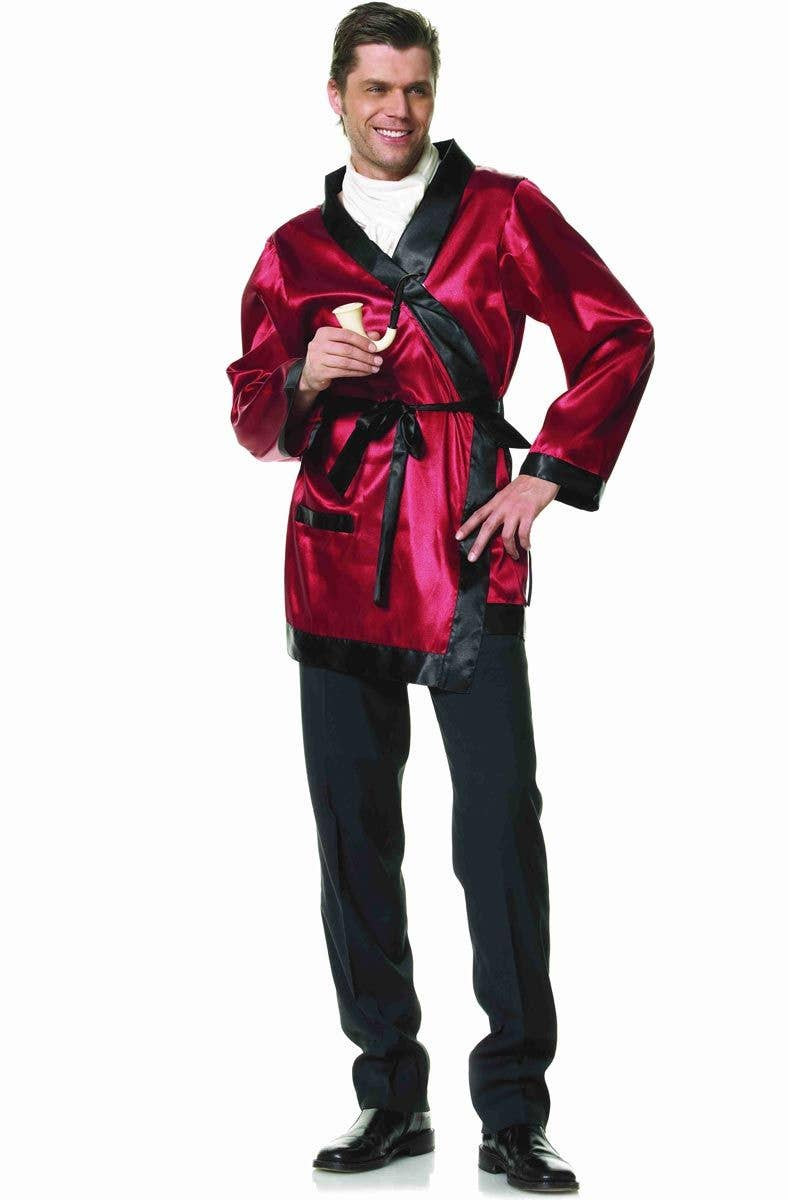 fc94aaeae57 Bachelor Smoking Jacket Men's Costume