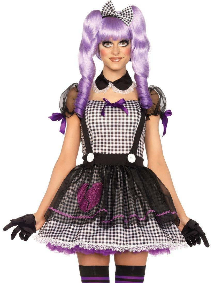 Sexy doll halloween costume