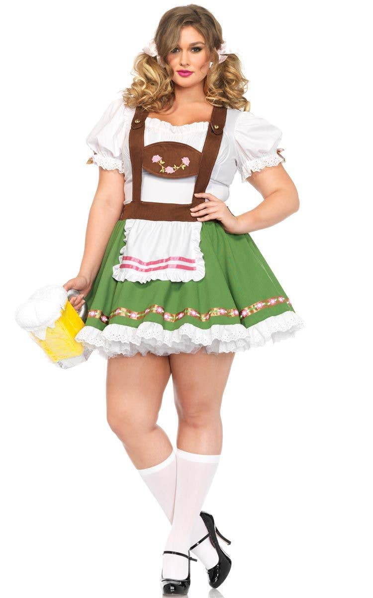 0c43d7a99bca Beer Stein Sweetie Women's Costume | Plus Size Oktoberfest Costume