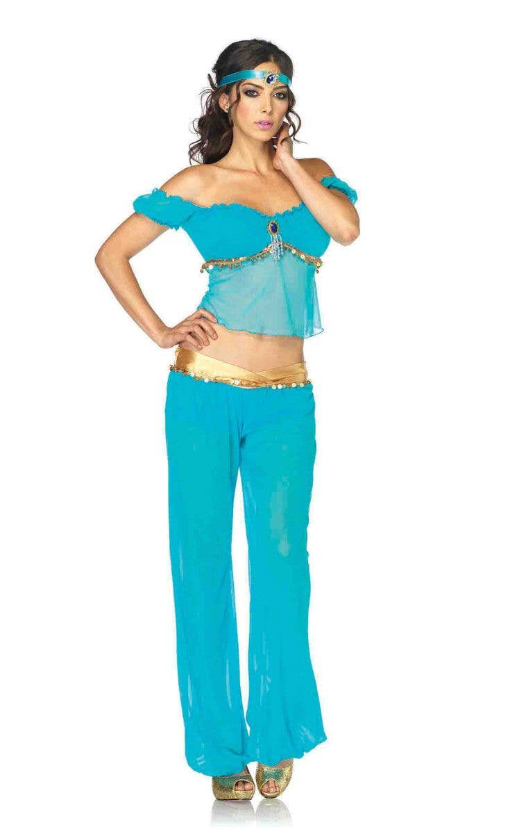 Sexy princess jasmine costume