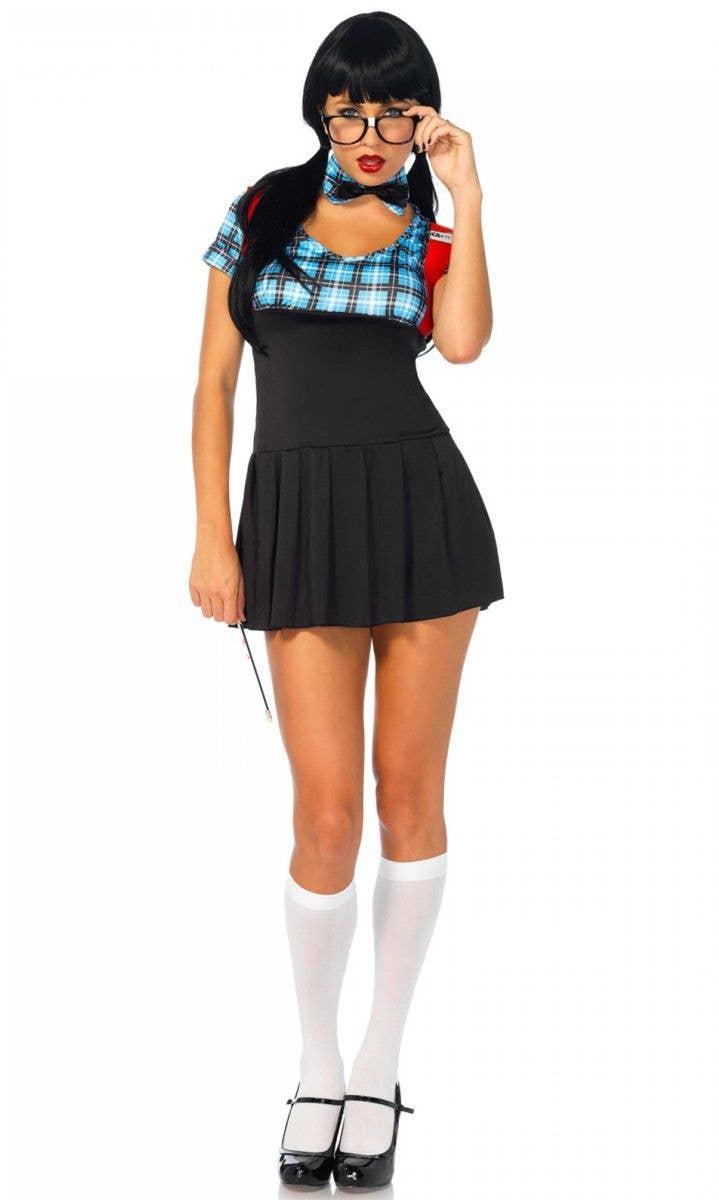 2de88590097 Naughty Nerd Women's Sexy School Uniform Costume