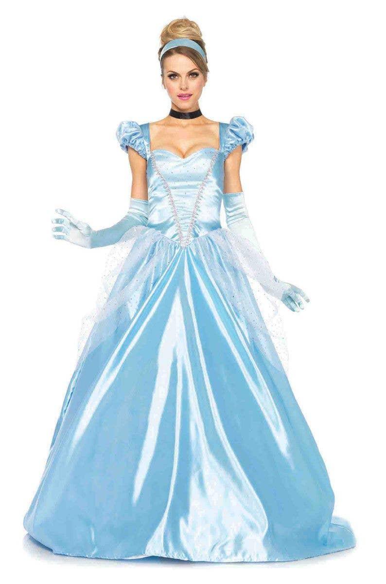 Women\'s Classic Cinderella Costume | Women\'s Disney Princess Costume