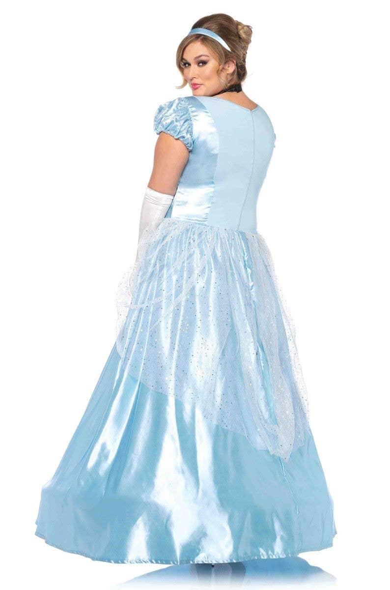 Plus Size Women\'s Cinderella Costume | Deluxe Cinderella Costume