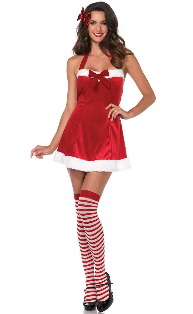 fba78f6f98a Santa's Little Helper Women's Sexy Christmas Costume