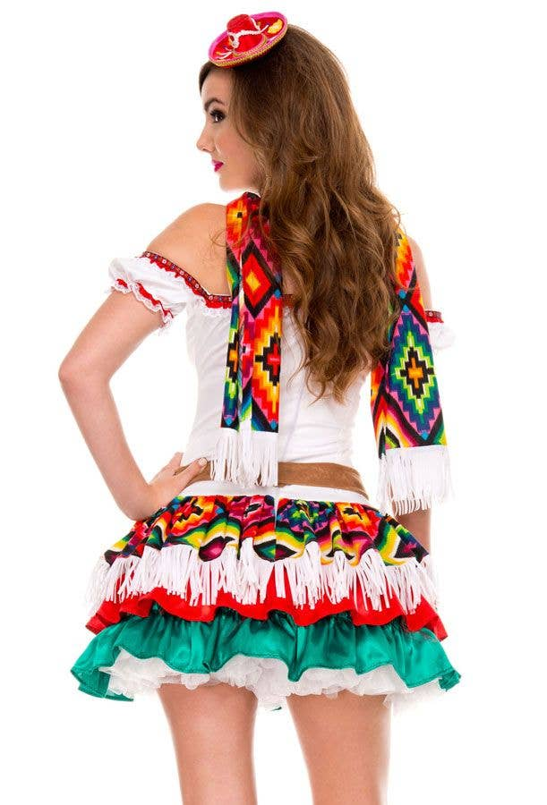 More Views of Sexy Women s Mexican Costume af8e78ff42bb