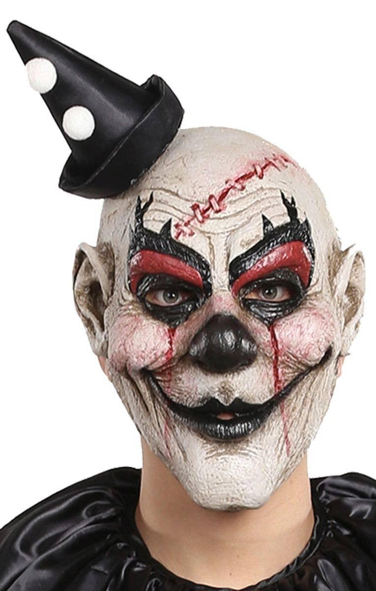 killjoy clown halloween mask | latex clown halloween mask