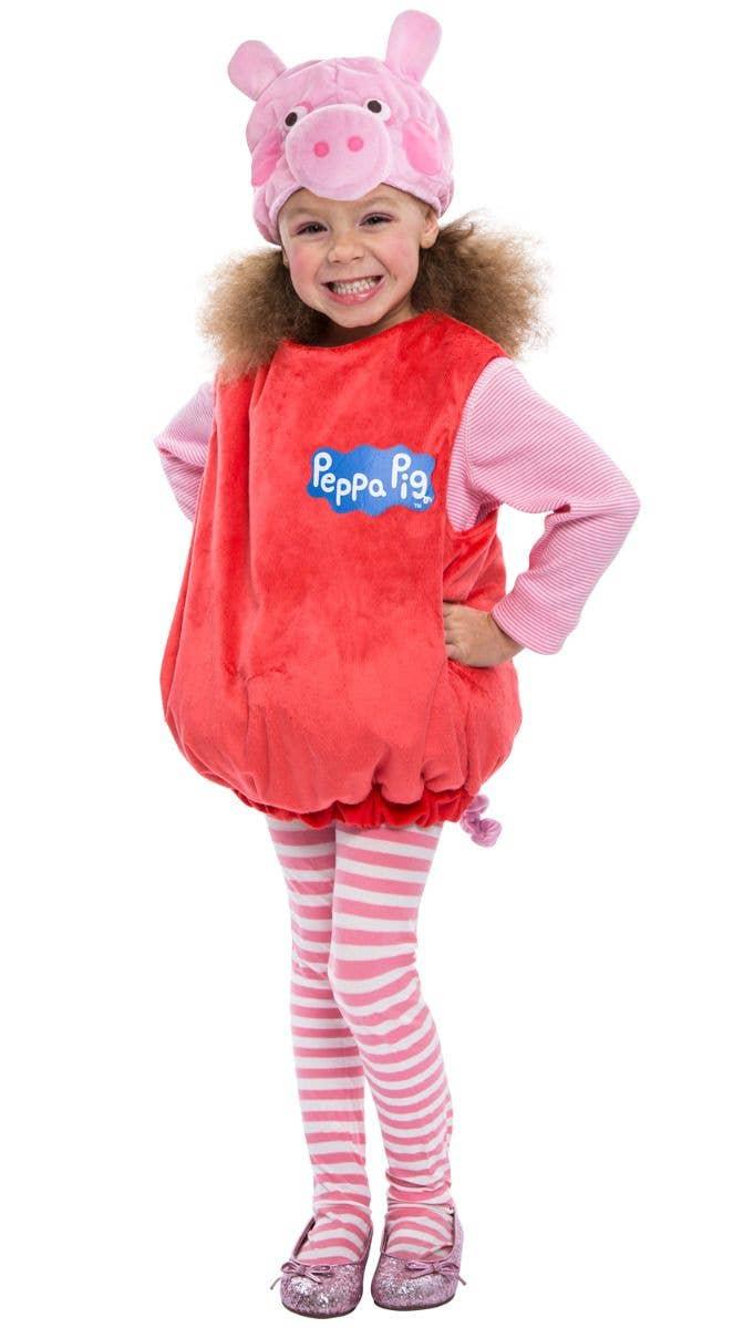 Peppa Pig Girls Tv Character Costume Peppa Pig Book Week Costume