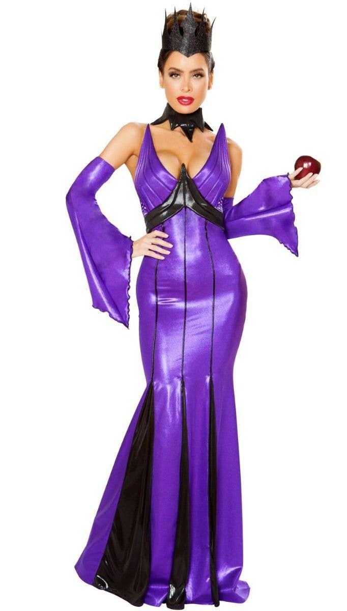 Wicked Queen Maleficent Deluxe Women S Costume