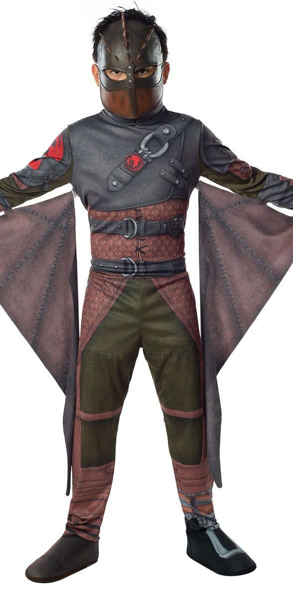Big Boys How To Train Your Dragon Hiccup Costume 02810c Jakkamma Com