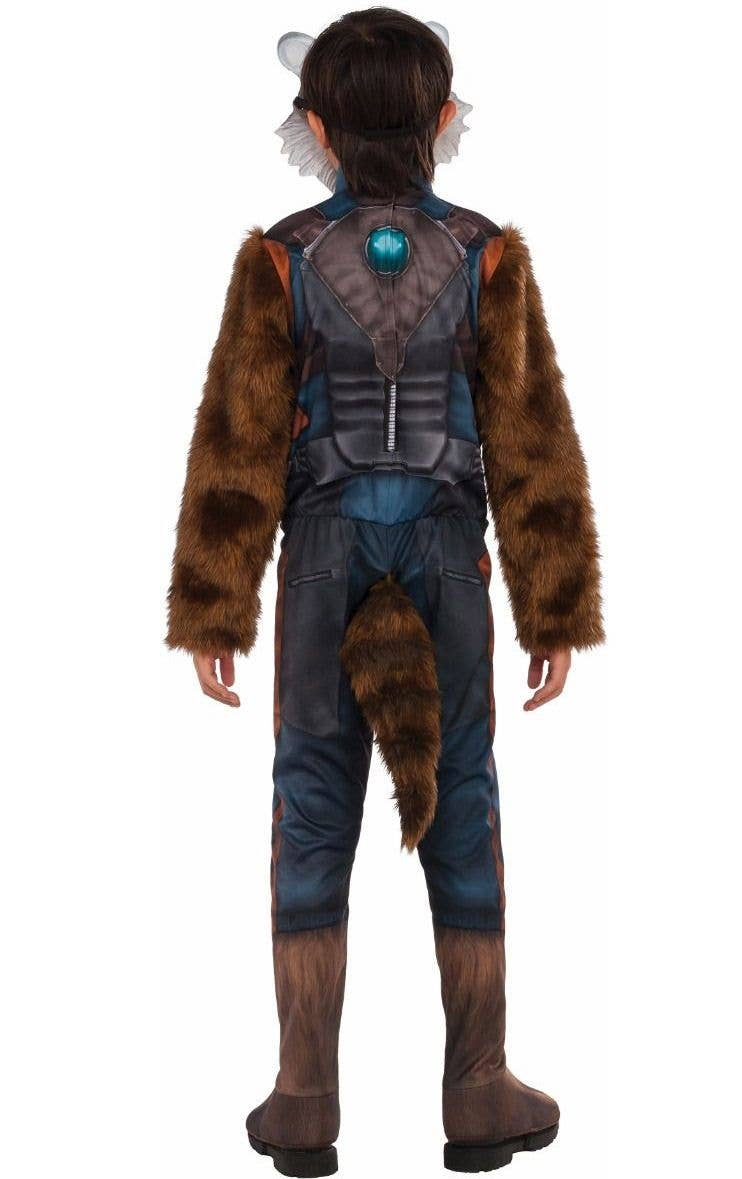 Raccoon Boys Costume Guardians Of The Galaxy Costume Vol 2