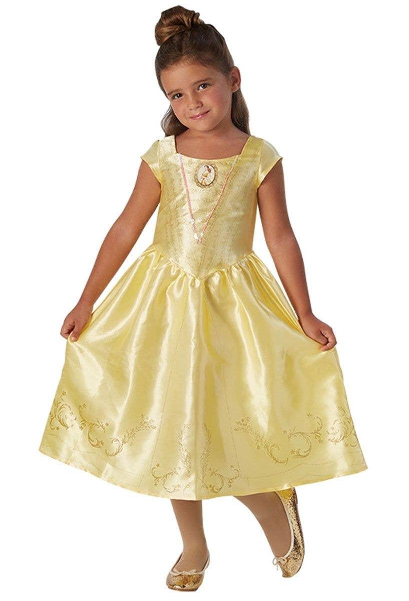 15cb7de05ac Girl s Disney Princess Belle Beauty and the Beast Costume