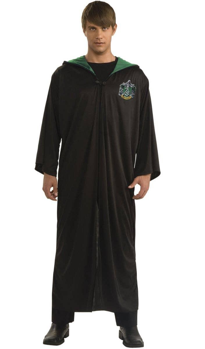 Adult\'s Slytherin Costume Robe   Men\'s Draco Malfoy Costume Robe