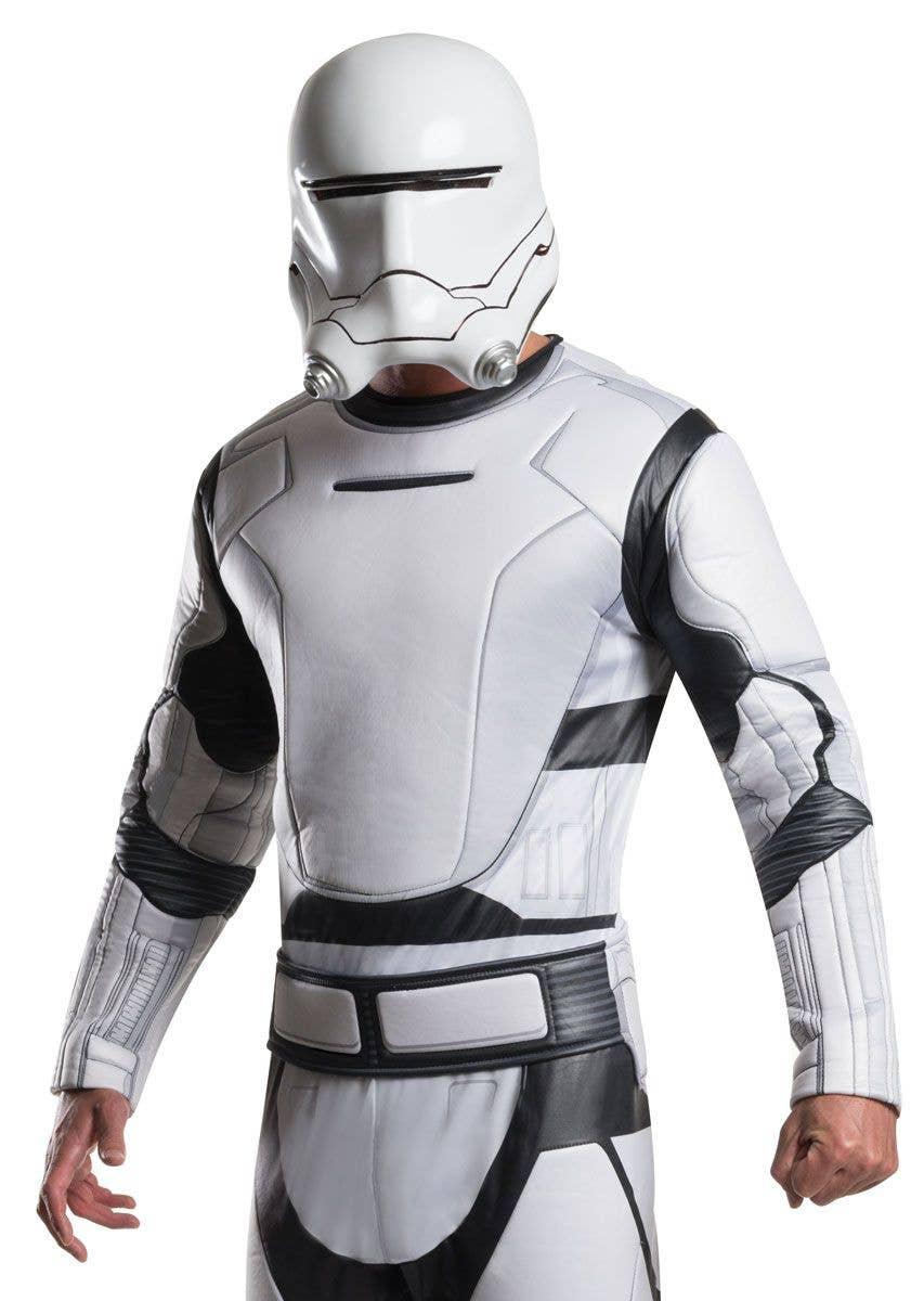 Stormtrooper Mens Flame Trooper Costume Star Wars Mens Costume